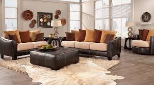 The Bay Living Room Furniture Suttons Bay Beige 3 Pc Living Room Clearance Beige