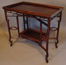 removable tray top table 19th century chinese hongmu tray table for sale at 1stdibs