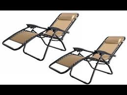 Zero Gravity Patio Chairs by 2x Palm Springs Zero Gravity Chairs Lounge Outdoor Yard Patio