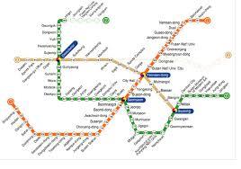 pusan on map busan metro koreanow consultation