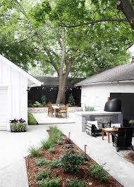 How To Create A Fire Pit In Your Backyard by Minnesota Modern Backyard The Fauxmartha