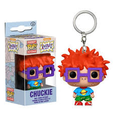 Chuckie Finster Halloween Costume Rugrats Chuckie Finster Pocket Pop Key Chain Funko Rugrats
