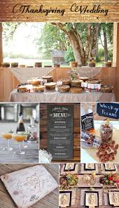 a sentimental thanksgiving wedding with a rustic charm unique