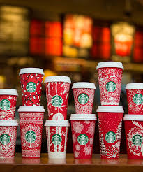 Cup Designs by New Starbucks Winter Red Cups Every Cup Design