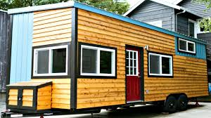 tiny house on wheels modern high end luxurious space small home