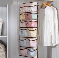 Underwear Organizer Underwear Hanging Storage Organizer Underwear Hanging Storage