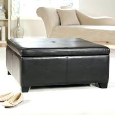 leather tray for coffee table fascinating large cocktail ottoman leather tray for coffee table