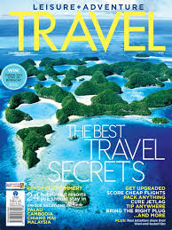 travel magazine images Travel magazine launches its travel now campaign wazzup jpg