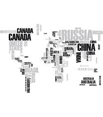 World Map Wall Decal by Designs World Map Wall Decal South Africa As Well As World Map