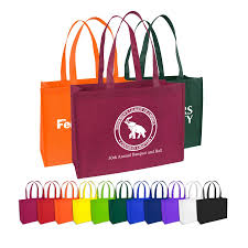 custom promotional bags printed bags with your corporate logo