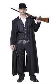 Doc Halloween Costume Billy Kid Famous Costumes
