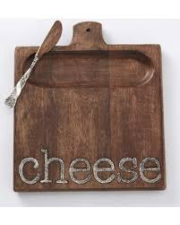 deals on mud pie cheese serving board set 4751053
