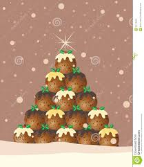 christmas pudding background stock images image 34115524