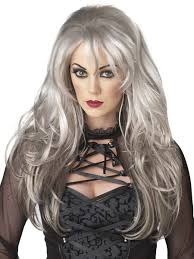 white halloween wigs halloween wigs witches wigs scary wigs fancy dress ball