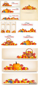 happy thanksgiving background vector photoshop psdafter effects
