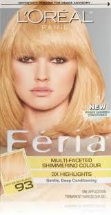 garnier nutrisse 93 light golden blonde reviews l oreal paris feria multi faceted shimmering colour light golden