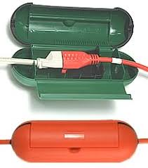 greenhouse electrical supplies waterproof extension cord covers