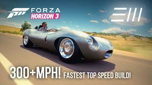 dodge dart gt top speed forza horizon 3 302mph fastest car top speed build