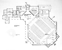 Catholic Church Floor Plans Floor Jpg 730 600 Pixels Layouts Pinterest Church Design And