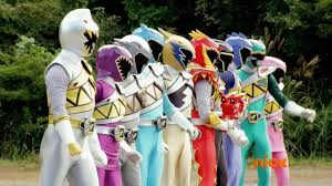 power rangers dino super charge rangers rock 10 power