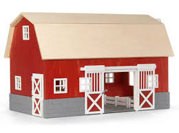 Barn Toy Box Woodworking Plans Amazon Com Schleich Big Red Barn Toys U0026 Games