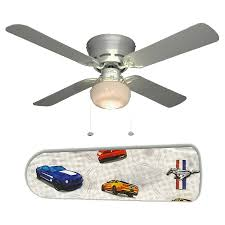 ford mustang ceiling fan w light kit or blades only or ceiling