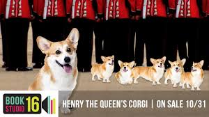 henry the queen u0027s corgi by georgie crawley on sale oct 31 youtube