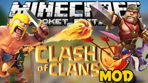 wallpapers clash of clans pocket clash of clans mod para minecraft pocket edition 0 12 0 0 12 1