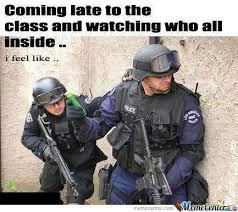 Swat Meme - like a swat by lazy senior meme center