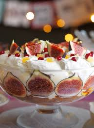 Lemon trifle with limoncello  Recipe  Yummy yummy in my tummy
