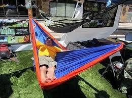 the hammock angle the secret to sleeping in a hammock