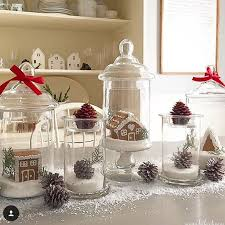 Decorated Jars For Christmas 56 Easy And Inexpensive Diy Christmas Decoration With Jars And Bottles