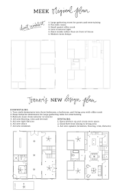 Floor Plan by Fixer Upper Season 3 Episode 6 The Barndominium