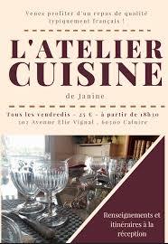 atelier cuisine lyon workshop kitchen lyon bleu international courses lyon