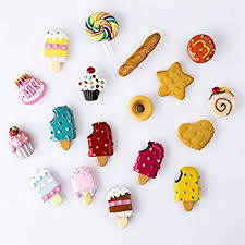 Decorative Magnets For Sale Amazon Com Fred Stuck Up Bubble Gum Refrigerator Magnets Set Of