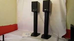 Mission 700 Bookshelf Speakers Mission 70 Speakers Main Stereo Stand Mounted 2 Way Reflex