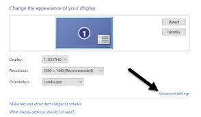 stop lcd monitor flickering