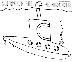 submarine coloring pages coloring pages to download and print