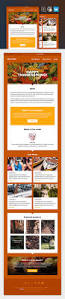 thanksgiving email template u2014 download free html by pixelbuddha