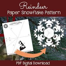 best 25 snowflake template ideas on paper snowflake