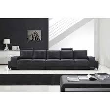 canapé cuir 5 places droit magnifique canape cuir conforama minimaliste grand canapé droit en