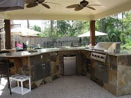 kitchen patio ideas granite outdoor kitchen fireplace patio designs