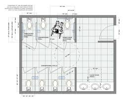 commercial handicap bathroom floor plans handicaphome plans