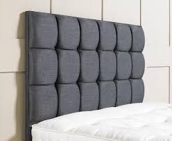 Cheap King Size Upholstered Headboards by Bedroom Fabulous Button Tufted Upholstered Velvet Headboard