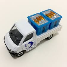 tomica toyota town ace fish truck joy u0027s tomica collection