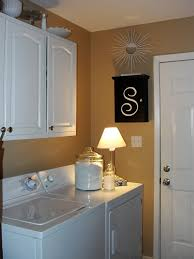 Home Makeover 2010 by Imperfectly Beautiful Laundry Room Mini Makeover