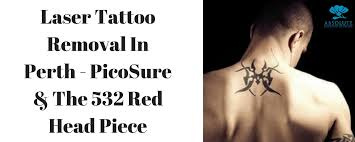 picosure u0026 the 532 red head piece
