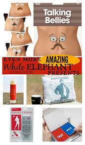 white elephant gifts 2 and some ideas with free