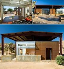 modern desert home design sustainable desert house design recycled reused and naturally