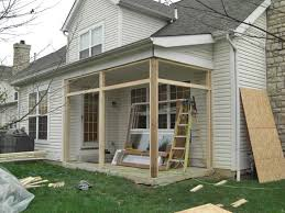 suncraft enclosed porch gahanna oh columbus central ohio